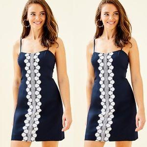 EUC Lilly Pulitzer Shelli Shift Dress Size 8